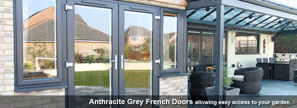 quality double glazed french doors